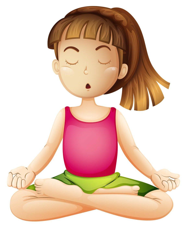 תרגול יוגה קצר להרגעות ומיקוד