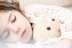 דמיון מודרך לפני השינה